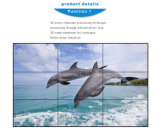 49inch LCD Ad Displayer Splicing Video Wall with 3.5mm Bezel