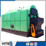 Single Double Drum Water Tube  Wood Fueled Industrial Biomass Boiler