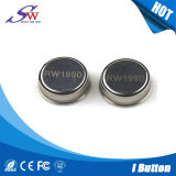 Lightweight Ibutton Key RW1990 for Access Control System