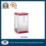 Single Door Popcorn Display Warmer Machine for Commercial Use (HW-400P)