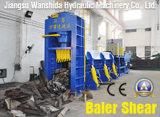 Waste Steel Baling Shear / Scrap & Recycling Shear Baler for Steel Plant