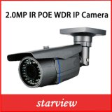 2.0MP HD IP WDR Poe Outdoor Bullet IR CCTV IP Camera