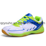 Latest Professional Cheap Men′s Badminton Shoes Soft Tennis Volleyball Shoes
