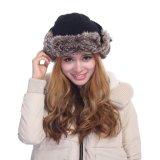 Fur Warm Hat for Winter