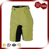 Kids Yellow Checker Leisure/ Cycling Short