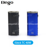 Electronic Cigarette Kit with Eleaf Istick Tc 40W Box Mod