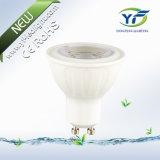 COB 3W 5W 7W 9W 11W 15W GU10 MR16 LED Spotlight with CE SAA UL RoHS