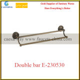 Sanitary Ware Bathroom Accessories Bronze Antique Double Bar