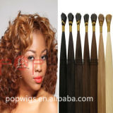 I Tip Stick Human Hair Customize Color Full Remy Fusion Hair Extension