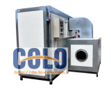 Two Doors Gas Powder Coating Oven (Colo-0813)