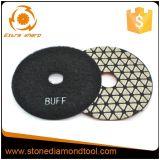 Diamond Flexible Dry Polishing Pads for Granite/Marble/Concrete