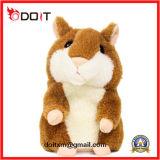 Custom Soft Plush Stuffed Animal Squirrel Toy