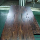 Antique Charming Texture with Saw Blade Acacia Solid Wood Flooring