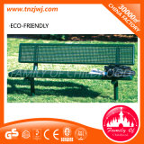 High Quality Garden Leisure Bench Outdoor Lawn Chair with Backrest