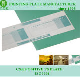 Cxk Free Sample Positive PS Printing Plate (M-28)