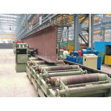 H Profile/ Section Steel Flange Straightening Machine/H Beam Welding Line/Welding Machine