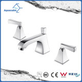 Luxury Three Hole Basin Faucet