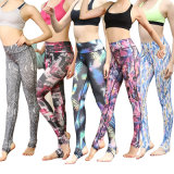 Wholesale Sexy Printing Fitness Gym Legging Women′s Yoga Pants