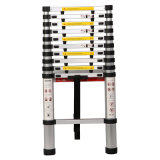 Aluminum 3.8m Telescopic Ladder Jk-1004A