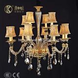 Luxury Modern Crystal Chandelier for Indoor (AQ20014-8+4)