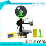 2017 Rise Transformer Aluminum Easy Assemble Mini Portable 3D Printing for SGS Ce