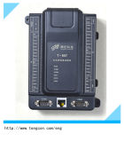 Industrial Ethernet PLC T-907 Supporting Modbus/RTU Programmable Logic Controller