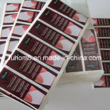 Wholesales Custom Design Printed Color Adhesive Sticker