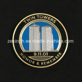 9.11 Souvenir Challenge Coin