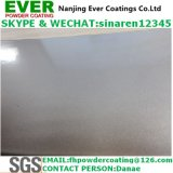 Metallic Grey Pear Light Grey Color Ral9022 Powder Coating