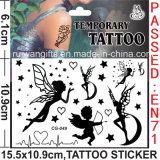 Water Transfer Temporary Angel Tattoo Sticker (cg049)
