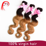 Cheap Hair Extension Malaysian Body Wave Ombre Hair Extension