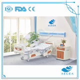 AG-By004 Electric Five Functions Strong Bedboards Folding Hospital Bed