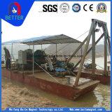 Sand Jet Suction Digging Dredger/Sand Dredger for Iron Sand Mine