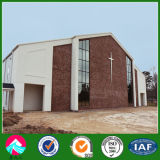 Prefabricated Steel Building Supplies for Church Construction