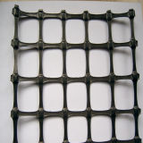 PP Biaxial Plastic Black Geogrid with Competitive Price