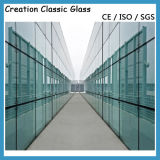 Clear Tempered Laminated Glass for Office Building