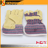Industrial Leather Safety Labour Working Gloves (SX-SDF-2044)
