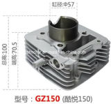 Motorcycle Accessory Cylinder for Gz150