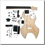 Unfinished DIY Electric Guitar Kits (EGH120-W)