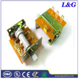 Electrical Heater 360 Rotating 4 Pole 3 Position Selector Rotary Switch (HR31)