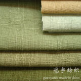 Decorative Sofa Fabric 100% Polyester Compound with All Aolor Ranges
