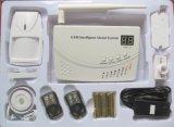4 Wired Zones Burglar Alarm with Power Cut Reminder (ES-2000D)