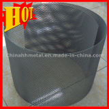 Thickness 0.5mm ASTM B265 Pure Gr1/Gr2 Titanium Mesh in Stock