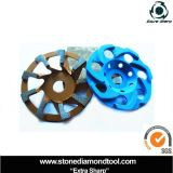 125mm Turbo Segment Cup Wheel for Aggressive Grinding
