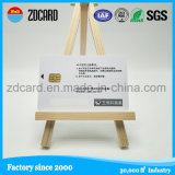 ISO Standard Contact Type Smart PVC Card
