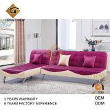 Recliner Sofa Chair Massager Storage Bedroom Set (GV-BS504)