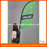 Cheap Promotional Back Holding Flag