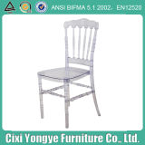 Transparent Napleon Chair for Outdoor Party