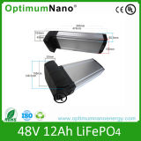 48V 12ah High Power LiFePO4 Pack for Electric Bike