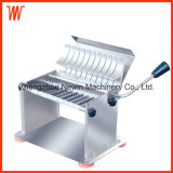 Manual Stainless Steel Hot Dog Sausage Ham Slicer